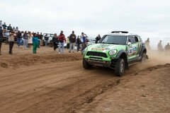 Mini All4 Racing - Stephane Peterhansel Erfolgsgarant - Foto: DAKAR Press