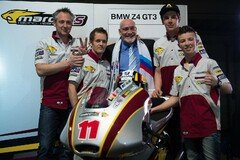 Redding kennt das Marc VDS Team gut - Foto: Marc VDS