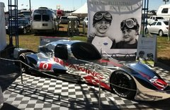 Der DeltaWing bekommt ein Dach - Foto: DeltaWing Racing