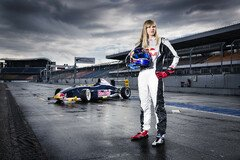 Beitske Visser ist im Red-Bull-Junior-Kader - Foto: Tim L�din/Red Bull Content Pool