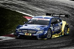 Paffett wurde bestraft - Foto: RACE-PRESS