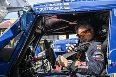 Carlos Sainz Buggy machte Probleme - Foto: Red Bull
