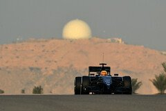 Nasr testete f�r Williams in Bahrain