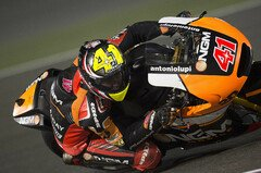 Aleix Espargaro: Favorit auf die Pole? - Foto: Forward Racing
