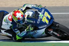 Aegerter war im Qualifying chancenlos - Foto: Milagro
