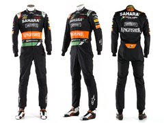 Force India in neuem Gewand - Foto: Force India