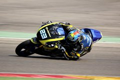 Schr�tter in Aragon: Rundenzeiten waren absolut top - Foto: Tech 3