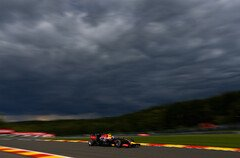 Dunkle Wolken �ber Spa-Francorchamps - Foto: Red Bull