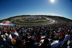 Der New Hampshire Motor Speedway in Loudon - Foto: NASCAR