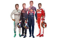 Max Verstappen machte Red Bull Druck - Foto: Teams/Fotomontage