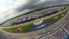 Michigan International Speedway - Foto: NASCAR