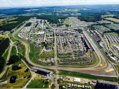 Watkins Glen International Road Course - Foto: NASCAR