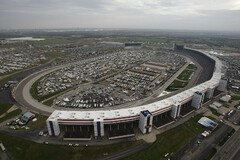 Der Texas Motor Speedway in Fort Worth - Foto: NASCAR