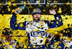 Der siebenfache Champion Jimmie Johnson - Foto: NASCAR