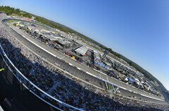 New Hampshire Motor Speedway in Loudon - Foto: LAT Images