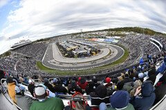 Martinsville Speedway - Foto: LAT Images