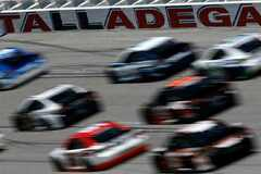 Home-Racing mit Highspeed-Feeling auf dem Superspeedway in Talladega - Foto: NASCAR