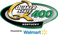 Regular Season Cup-Rennen 19: 8th Annual Quaker State 400 presented by Walmart - Foto: NASCAR
