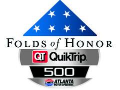 Regular Season Cup-Rennen 2: 60th Annual Folds of Honor QuikTrip 500 - Foto: NASCAR
