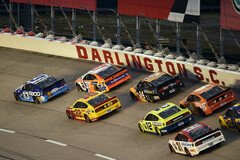 Die Playoffs beginnen in Darlington - Foto: NASCAR