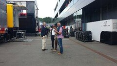 Didi Mateschitz am Red Bull Ring - Foto: Motorsport-Magazin.com