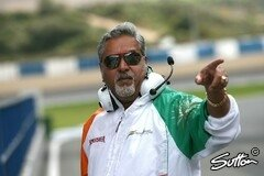 Kein Fan des V6-Sounds: Vijay Mallya - Foto: Sutton