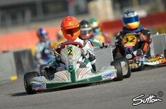 Michael Schumacher bei den Superkarts USA, Supernationals XIII - Foto: sutton