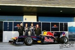 Launch RB6 - Foto: Sutton