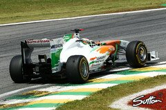 Kehrt Adrian Sutil zu Force India zur�ck? - Foto: Sutton
