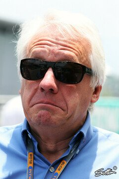 Im Fokus: Charlie Whiting - Foto: Sutton