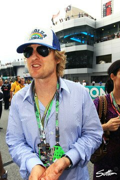 Owen Wilson wird Grand Marshal der Daytona 500 - Foto: Sutton