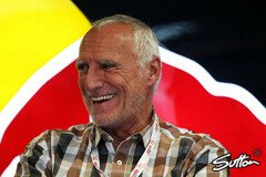 Red-Bull-Boss Dietrich Mateschitz - Foto: Sutton