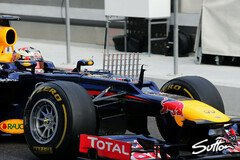 Aero-Gitter am Red Bull - Foto: Sutton