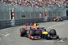 Hat Red Bull in Monaco Siegchancen? - Foto: Sutton