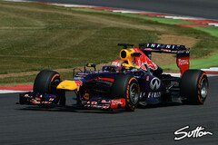 da Costa im Red Bull - Foto: Sutton