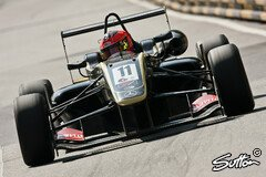 In Macau fuhr Ocon unter die Top Ten. - Foto: Sutton