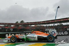 Force India oder doch Sauber? - Foto: Sutton