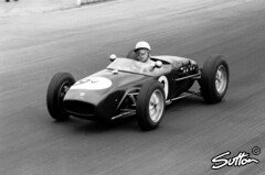 Surtees kam 1960 in die Formel 1 - Foto: Sutton