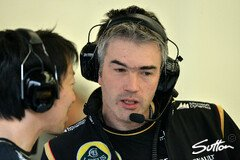 Nick Chester, Technikdirektor von Lotus - Foto: Sutton