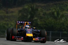 Der Red Bull liebt Kurven - Foto: Sutton