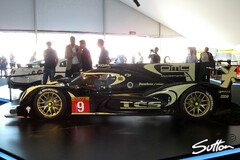 Der Lotus P1/01 weil in Spanien - Foto: Sutton
