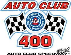 Regular Season Cup-Rennen 5: 22nd Annual Auto Club 400 - Foto: Sutton