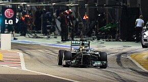Safety Car garantiert - Singapur GP: Die Strategie-Vorschau