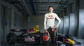 Jüngster F1-Pilot der Geschichte - Max Verstappen startet 2015 für Toro Rosso