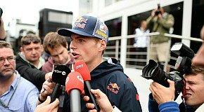 Intensive Vorbereitung - Verstappen: Schon dieses Jahr F1-Einsätze