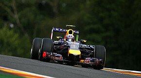 Neue Übersetzung für den Rest der Saison - Red Bull zieht Getriebe-Joker