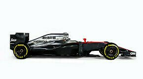 Präsentation McLaren MP4-30 - Bilder