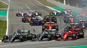 - Corona: Formel-1-Rennen in Zandvoort, Spanien, Monaco abgesagt