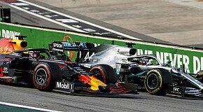 - Formel 1, Verstappen feiert Hamilton-Duell: Weltmeister besiegt