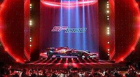 - Formel-1-Autos 2021: Präsentationen & Termine im News-Ticker